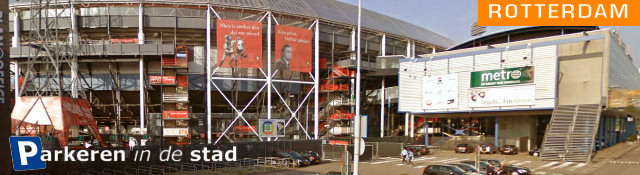 Casino Rotterdam Parkeren