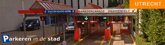 Parkeergarage paardenveld utrecht for Garage brothers utrecht ervaring
